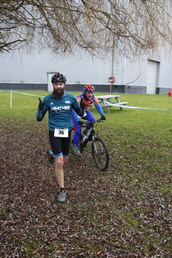 Run & Bike de Villeneuve d'ascq | 16/12/2018